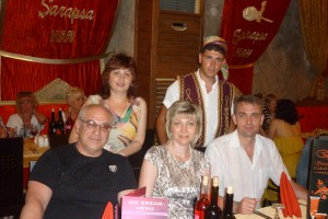 Май 2012 год Международная конференция в Турции