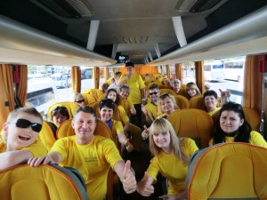 Турция май 2012 года команда лидеров Орифлэйм